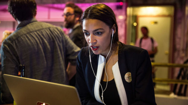 Alexandria Ocasio-Cortez Won a Second Primary That She Wasn't Even Running in