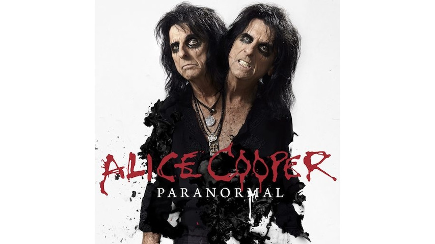 Alice Cooper: <i>Paranormal</i> Review