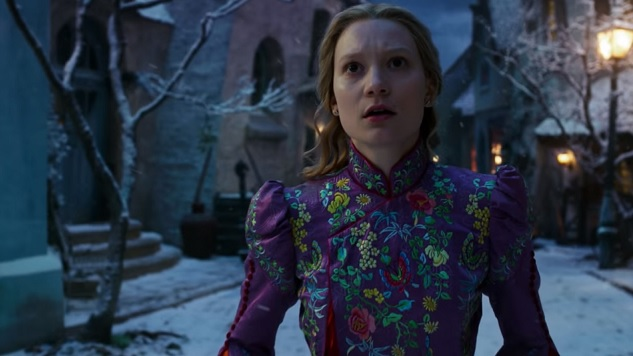 <i>Alice Through the Looking Glass</i>