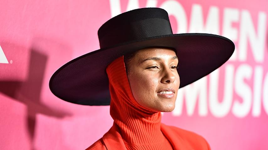 Alicia Keys Announces New Release Date For <i>Alicia</i> Album