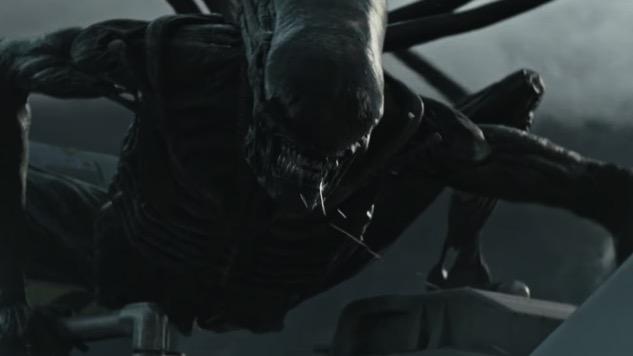 Ridley Scott Says the Disney/Fox Merger Puts Future <i>Alien</i> Films in Jeopardy