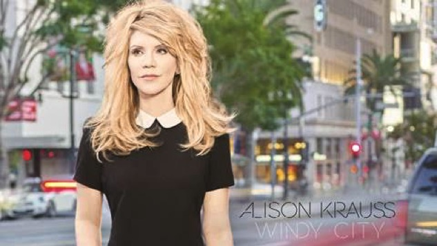 "Alison Krauss Drops ""Windy City,"" Title Track from Forthcoming LP"