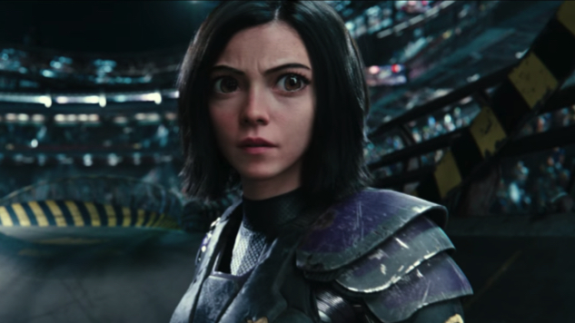 The New Alita: Battle Angel Tr...