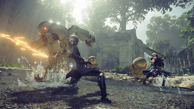 How To Get All The Endings In <i>Nier: Automata</i>