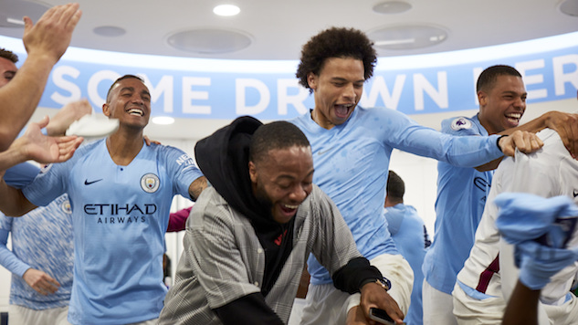 <i>All or Nothing: Manchester City</i> Is a Backstage Pass for Soccer Fans