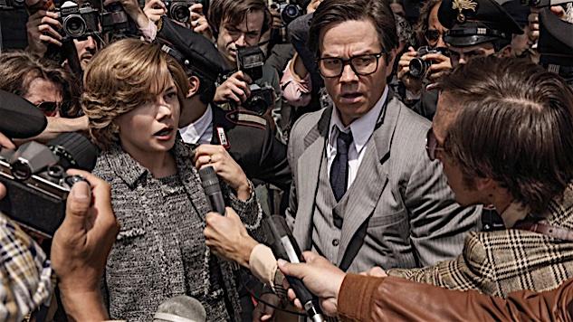 Mark Wahlberg On Kevin Spacey's Recasting In J. Paul Getty Biopic