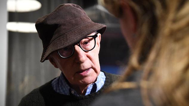Amazon Studios Returns U.S. Distribution Rights to Woody Allen's New Film