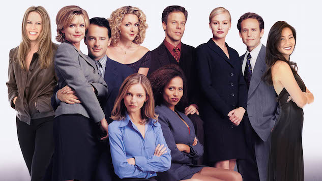 In Memory of <i>Ally McBeal</i>, David E. Kelley's Groundbreaking Almost-Musical