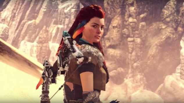 <i>Monster Hunter: World</i> to Feature <i>Horizon: Zero Dawn</i> Content