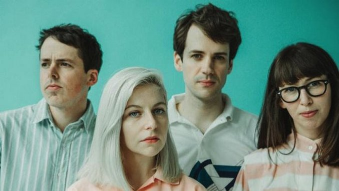 "Alvvays Share Shimmering ""Plimsoll Punks,"" Third Single Off <i>Antisocialites</i>"