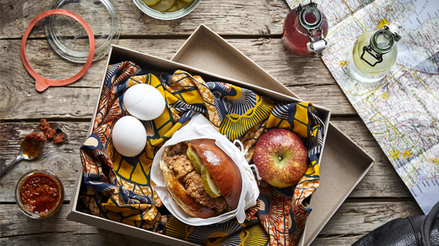 Celebrating the African-American Shoebox Lunch