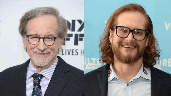 Apple to Reboot <i>Amazing Stories</i> With Steven Spielberg and Bryan Fuller