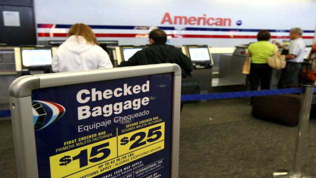American Airlines' New Basic Economy Fare Disallows Carry-On Bags and Overhead Bins