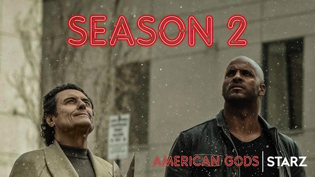 We're Getting a Second Season of <i>American Gods</i>