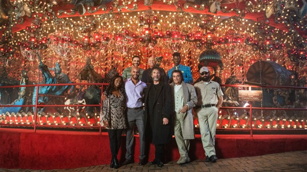 <i>American Gods</i> Begins Season Two Production at Iconic House on the Rock