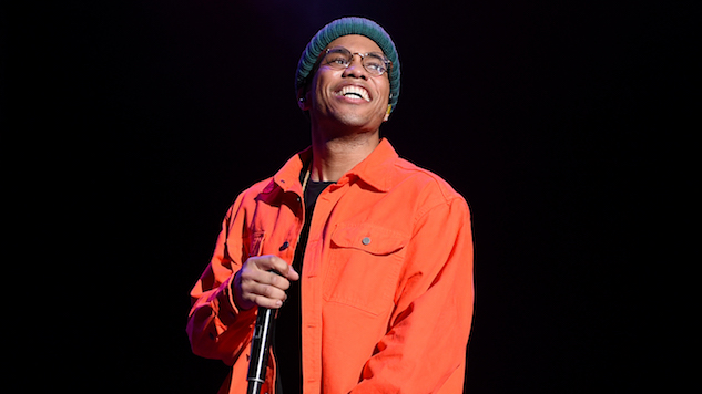 Anderson .Paak Announces World Tour Set for Early 2019