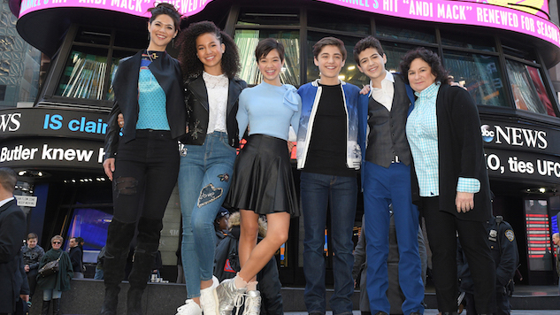 <i>Andi Mack</i> and the Good Hair Crew Are Here to Change the World