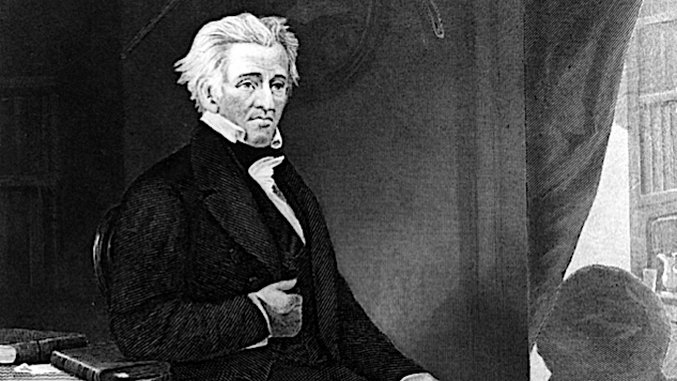Andrew Jackson Was a Crazy Person, and You Need to Read About the Time He Killed a Guy in a Duel