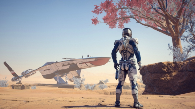<i>Mass Effect: Andromeda</i> to Include Craftable, Nameable Weapons