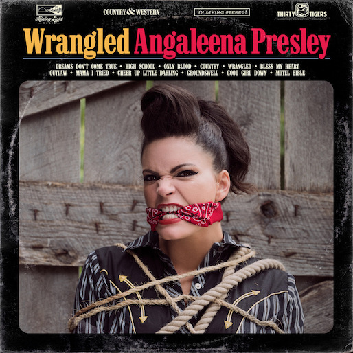 Paste Review of the Day: Angaleena Presley - <i>Wrangled</i>