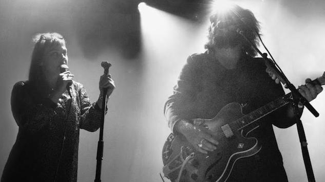 "Jim James and Angel Olsen Pair up on ""Over and Over"" Duet"