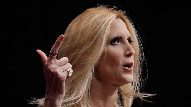 There is Now a GoFundMe Campaign to Give Ann Coulter More Leg Room on Delta (Just Don't Call it Welfare)