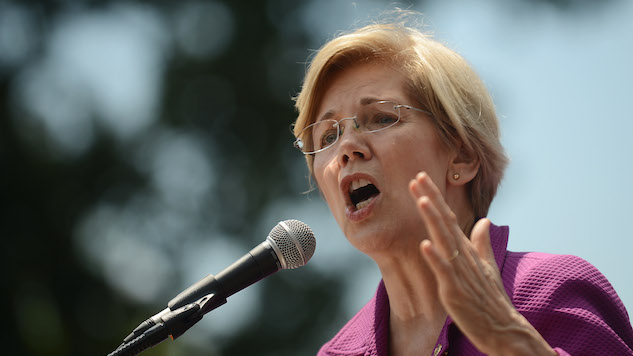 Warren: Dems should campaign on single-payer healthcare plan