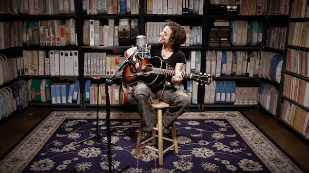 Paste Sessions: Ani DiFranco Plays New Songs, Talks Social Activism