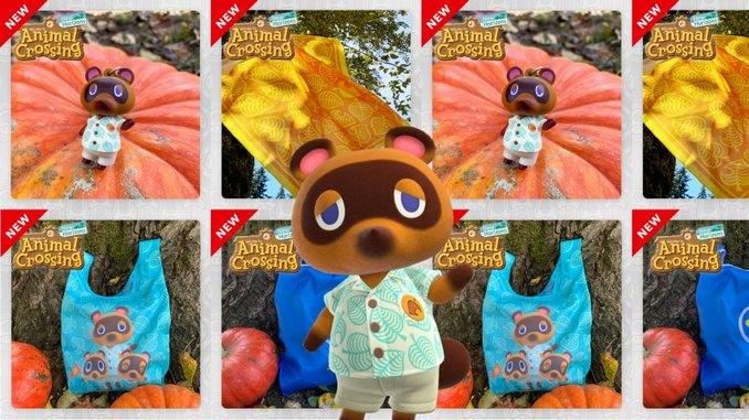 Delightful New <I>Animal Crossing: New Horizons</I> Rewards Are Available on My Nintendo