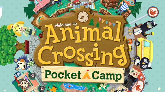 Nintendo Announces <i>Animal Crossing: Pocket Camp</i> for Mobile