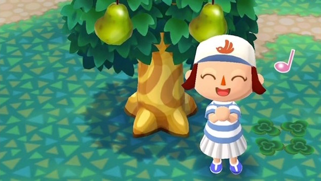 <i>Animal Crossing: Pocket Camp</i> Is Here, a Day Early