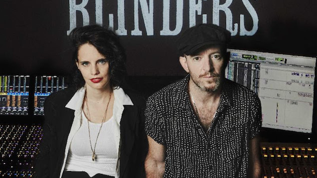 """Anna Calvi Releases """"You're Not God"""" from <i>Peaky Blinders</i> Soundtrack"""