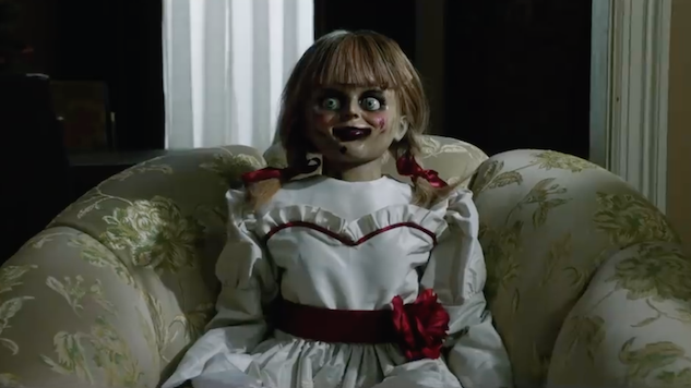 Watch the Creepy, Demon-Filled Trailer for <i>Annabelle Comes Home</i>