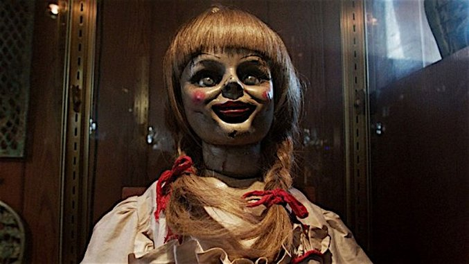James Wan Offers Plot Details on the Upcoming <i>Annabelle</i> Sequel