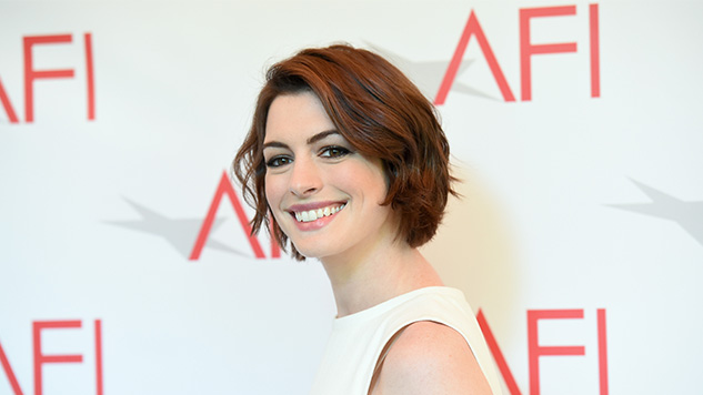 Anne Hathaway Reportedly Eyeing the Live-Action <i>Sesame Street</i> Movie