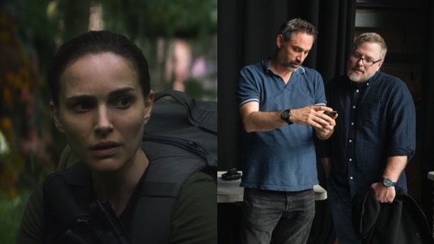 Watch Jeff VanderMeer and Alex Garland Discuss <i>Annihilation</i>'s Journey From Page to Screen
