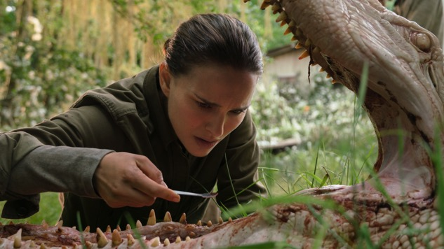 You Need to See the Otherworldly First Teaser for Alex Garland's <I>Annihilation</I>