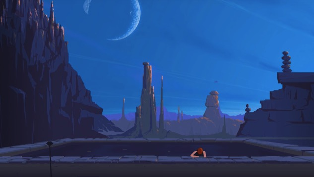 <i>Another World</i> Is Coming to Nintendo Switch