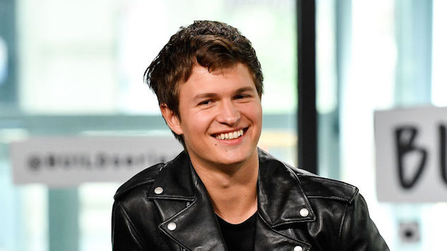 Ansel Elgort Offered Lead Role in <i>The Goldfinch</i>
