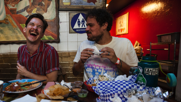 Antarctigo Vespucci Share New Album, <i>Love in the Time of E-Mail</i>