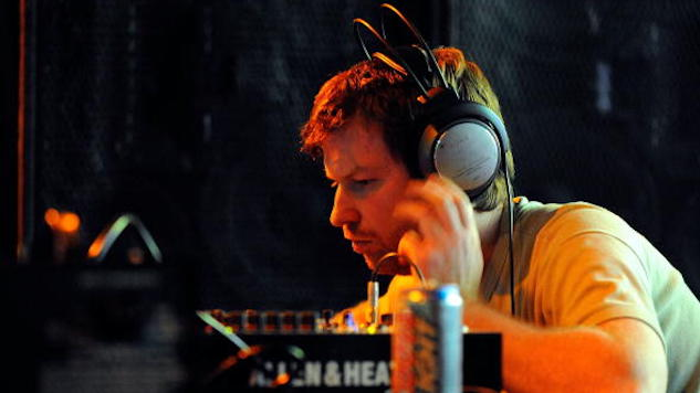 Aphex Twin Teases New EP, <i>Collapse</i>