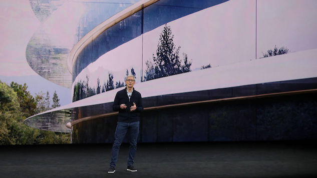 Apple Unveils iPhone X, Plus New Headquarters, Retail Layout, Much More