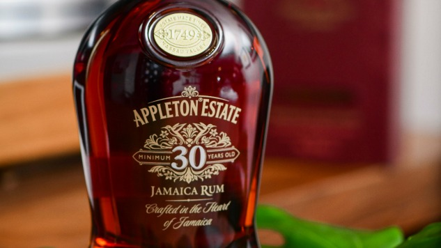 Appleton Estate Unveils 30-Year-Old Rum