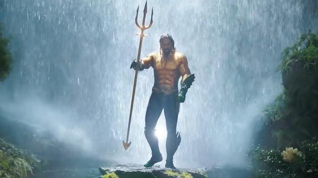 Final <i>Aquaman</i> Trailer Released Ahead of DC Film's December Premiere