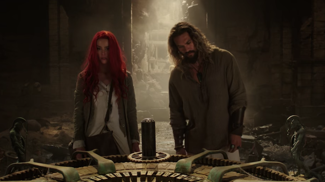 The New <i>Aquaman</i> Extended Trailer Is Kind of Awesome, Honestly
