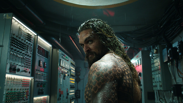 <i>Aquaman</i> Director James Wan Discusses the Movie's Comics Inspirations