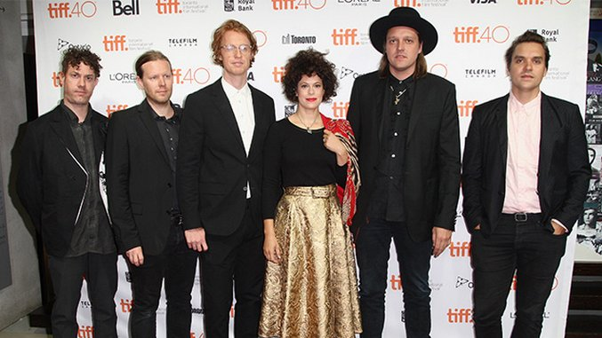 "Arcade Fire Drop New Single ""Everything Now,"" Tease Fans With Mysterious Twitter Accounts"