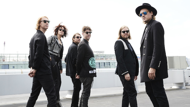 Arcade Fire Announce More U.S. Tour Dates in Support of <i>Everything Now</i>