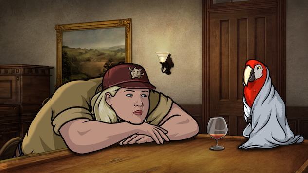 Bushwhacking Through Nostalgia: A Lapsed Viewer Drops in On <i>Archer: Danger Island</i>