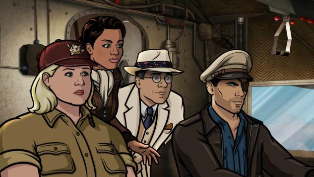 <i>Archer</i> Season Nine, <i>Danger Island</i>, Gets April Premiere Date